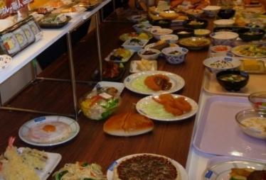 食品サンプルブースイベント