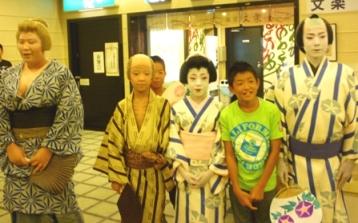 松尾塾子供歌舞伎