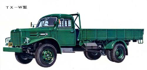 昭和37年型いすずトラック