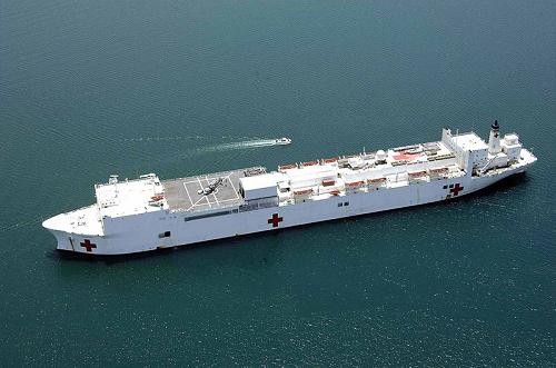 マーシー級病院船