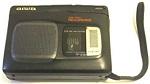 アイワのカセットテープレコーダー