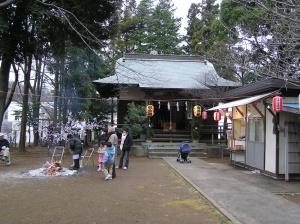 別所日枝神社