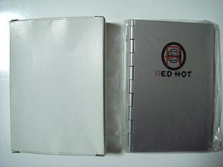 RED HOTシステム手帳
