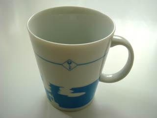 瑠可のOKAERIマグカップ1