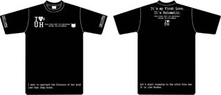 Hikkiデビュー10周年Tシャツ黒