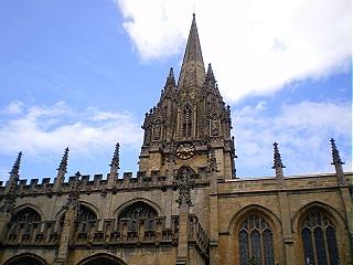 オックスフォード大聖堂