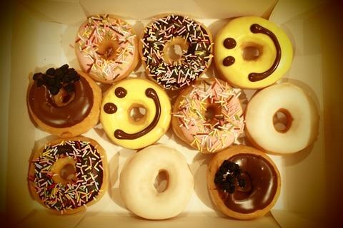 krispy kremme doughnuts