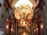 カールス教会 祭壇