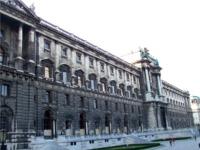 ハプスブルグ家 新王宮