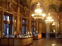 国立オペラ座の売店