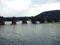 ブルタヴァ(モルダウ)川