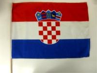 クロアチア国旗