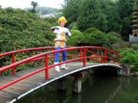橋の上で考えるイソップ