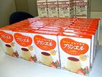 プリンエル(ハウス食品)60g × 40ケース