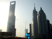 上海環球金融中心(Shanghai World Financial Center)