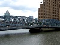 外白渡橋(ガーデンブリッジ)