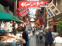 大阪の台所 黒門市場