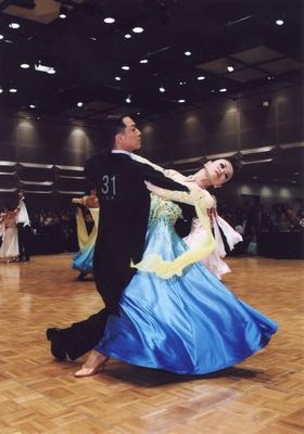 日本選抜ダンススポーツ選手権