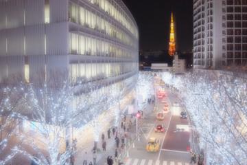 ホワイトクリスマス♡補正後