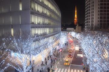 ホワイトクリスマス♡補正前