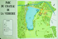 シャトー・ド・ラ・ヴェルリーの地図