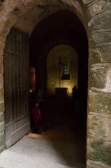 モンサンミッシェルの小さなお祈り部屋2
