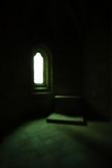 モンサンミッシェルのお祈り部屋「霊信」