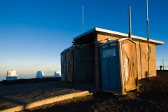 ハワイ島、マウナケア山、宇宙に一番近いアレ、トイレ