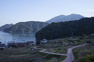 福井県,日引の棚田