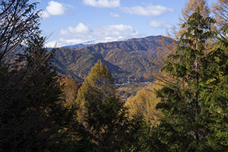 南木曽、長野県、地蔵峠