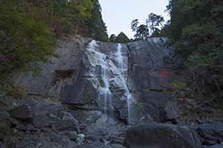 南木曽、長野県、田立の滝、天河滝、登山