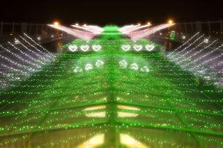 中部国際空港,セントレア,クリスマスイルミネーション