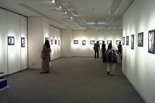 The gin 4 Quartette 4u アートガーデンかわさき 写真展 クリピー creative people