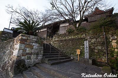 長崎県対馬市厳原町、宿泊、ホテル、宿坊対馬西山寺、西山禅寺