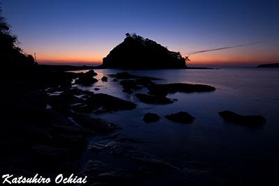 長崎県対馬市、小姓島、遺跡、小姓島遺跡、弥生時代