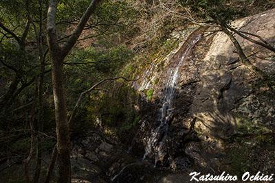 長崎県対馬市、鳴滝