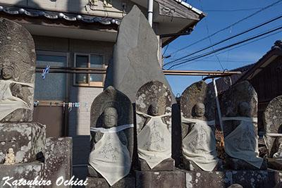長崎県対馬市、豆酘、マリア像、永泉寺、隠れキリシタン