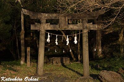 長崎県対馬市豊玉町、和多都美神社、豊玉姫伝説、玉の井