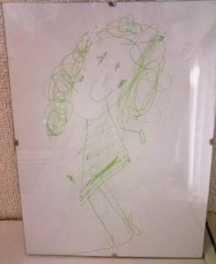 娘の絵画像