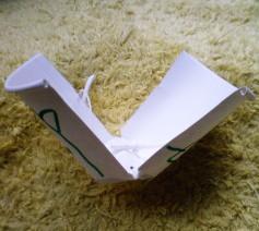紙コップ人形2