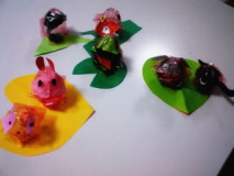 玉子パック人形画像