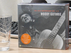 『The Asch Recordings Vol.1-4』 by Woody Guthrie