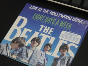 『Live At The Hollywood Bowl』 by The Beatles