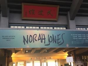 Norah Jones @ 日本武道館