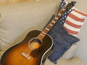 Gibson Woody Guthrie Southern Jumbo