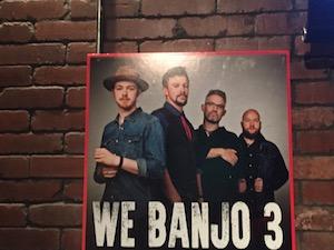 We Banjo 3 @ 渋谷クラブクアトロ