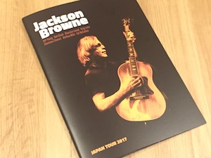 Jackson Browne @ オーチャードホール