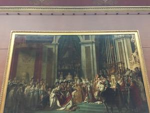 「ナポレオン一世の戴冠式と皇妃ジョゼフィーヌの戴冠」