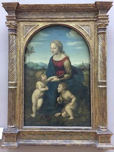 「聖母子と幼児聖ヨハネ」