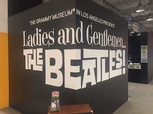 ビートルズ展 「Ladies and Gentlemen... The Beatles!」